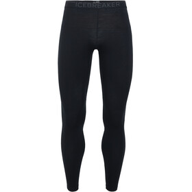 Icebreaker 200 Zone Leggings Men Black/Mineral